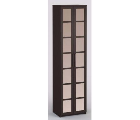 Шкаф платяной 45 СОЛО-027 зеркало Васко