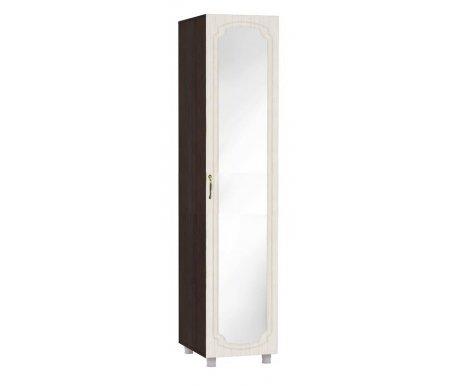 Шкаф платяной Фиеста-М ШК-507 с зеркалом венге / дуб беленыйШкафы<br><br>