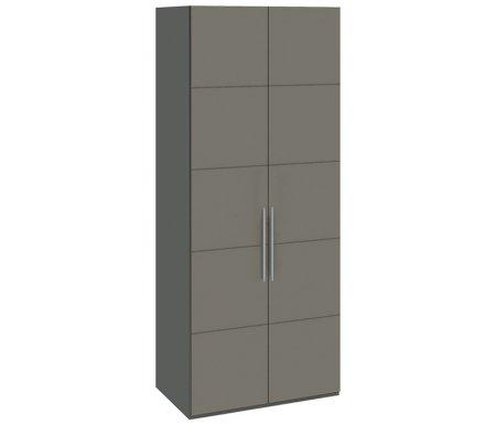 Шкаф с двумя дверями Наоми СМ-208.07.03Шкафы<br><br>