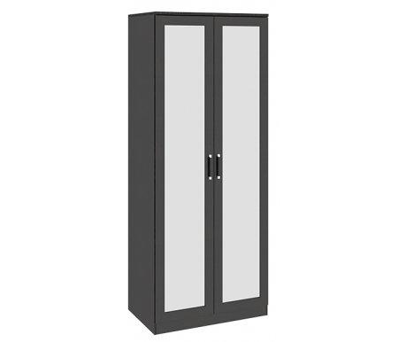 Шкаф с зеркальными дверями Токио 131.08.002 венге цавоШкафы<br><br>