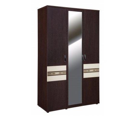 Здесь можно купить Ривьера 95.12  Шкаф трехдверный Витра Шкафы