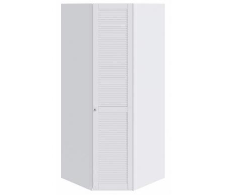 Шкаф угловой 1-й дверью Ривьера СМ-241.07.003 RШкафы<br>Шкаф угловой имеет одну дверь. Петли расположены справа.<br>
