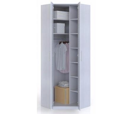 Шкаф угловой вудлайн кремовый.