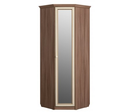 Шкаф угловой малый с зеркалом ДелисШкафы<br><br>