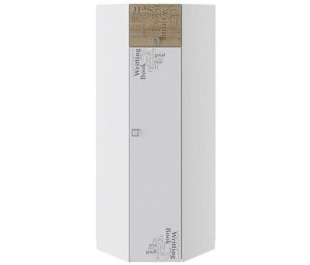 Купить Шкаф угловой Трия, Оксфорд ТД-139.07.23 ривьера / белый с рисунком
