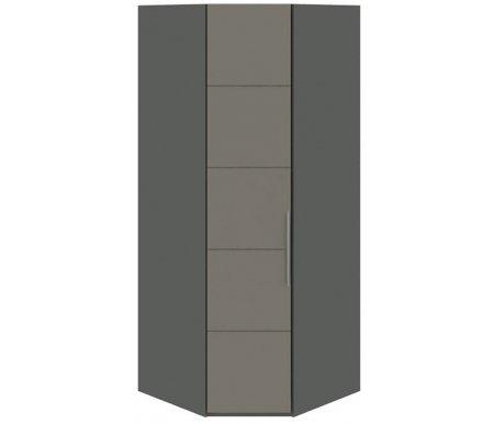 Шкаф угловой с одной дверью Наоми СМ-208.07.06Шкафы<br><br>