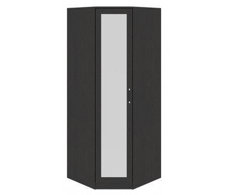 Шкаф угловой с зеркалом Токио 131.09.002 венге цавоШкафы<br><br>