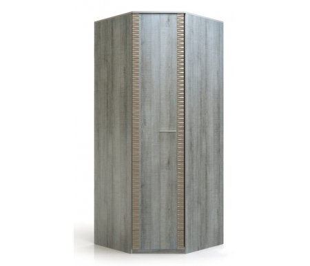 Шкаф угловой Тиффани СВ-515 дуб аутентикШкафы<br><br>