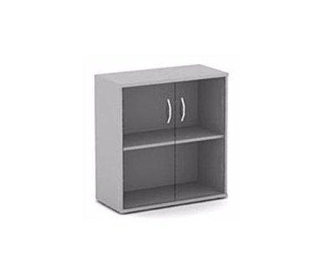 Шкаф СТ-3.2Офисные тумбы<br>Шкаф СТ-3.2 входит в коллекцию офисной мебели Imago. <br>  <br> Комплектуется стеклянными распашными дверцами, внутренняя зона полкой. <br>  <br> <br> <br>Представленная модель имеет несколько вариантов исполнения.<br><br>Цвет: Груша ароза<br>Цвет: Ясень шимо<br>Цвет: Французский орех<br>Цвет: Металлик<br>Ширина: 77 см<br>Глубина: 36,5 см<br>Высота: 82,3 см<br>Материал: ЛДСП<br>Цвет: груша, орех, ясень, металлик