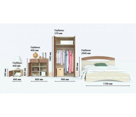 Спальня Фран от ЛайфМебель