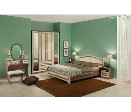 Спальня Делис (комплектация 2)Спальные гарнитуры<br><br>