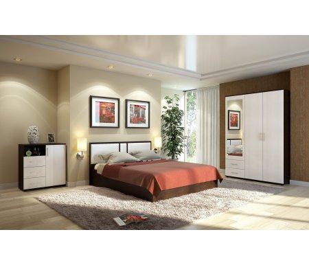 Спальня Милена (комлпектация 1)Спальные гарнитуры<br><br>