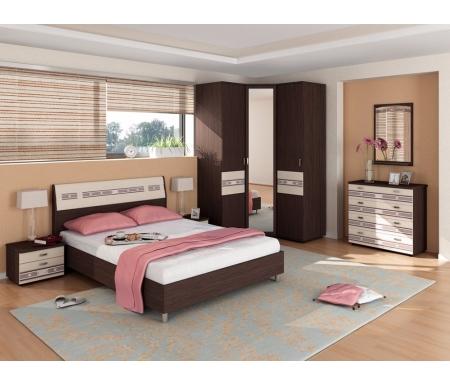 Спальня Ривьера (комплектация 4) Витра