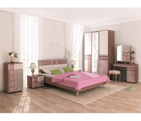 Спальня Розали (комплектация 1) Витра