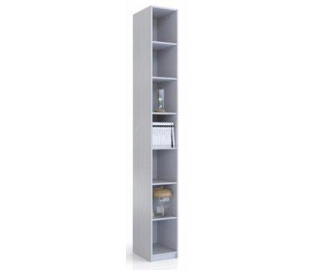 Стеллаж открытый Эстель СВ-409 вудлайн кремовыйСтеллажи<br>Не глубокий стеллаж сэкономит пространство гостиной, спальни или прихожей.<br>