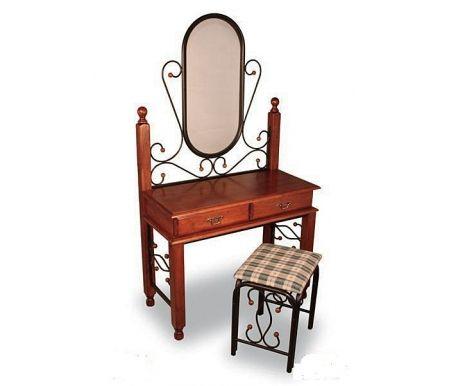 Туалетный стол с зеркалом Мебель Малайзии