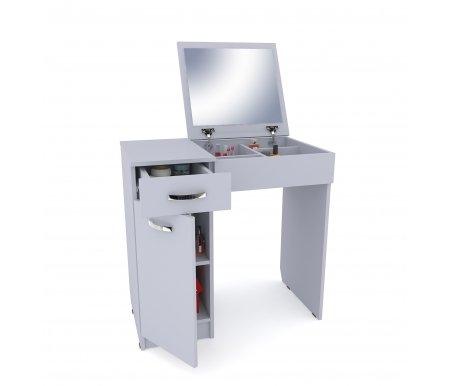 Туалетный стол Риано-3 МСТ-ТСР-03-##-16 белыйТуалетные столики<br><br>