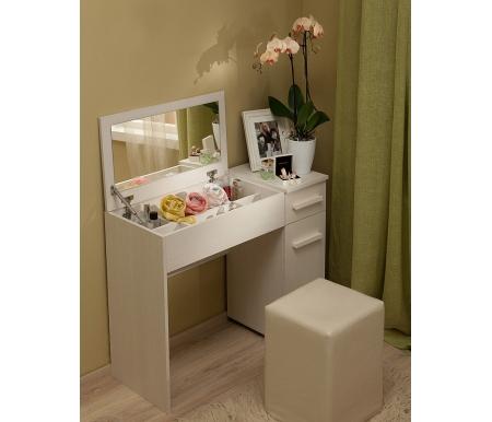 Купить Туалетный столик Арника, Баухаус (Bauhaus) 13 бодега светлый