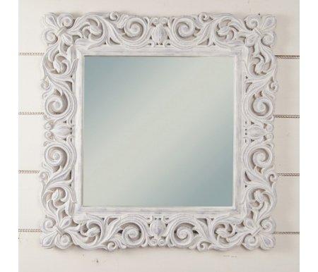 Зеркало Avgusta Z-01 белоеЗеркала<br><br>