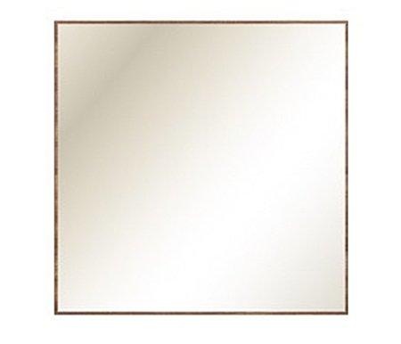 Зеркало Долорес CB-99Зеркала<br><br><br>Ширина: 80 см<br>Высота: 80 см<br>Материал: ЛДСП<br>Цвет: орех аида