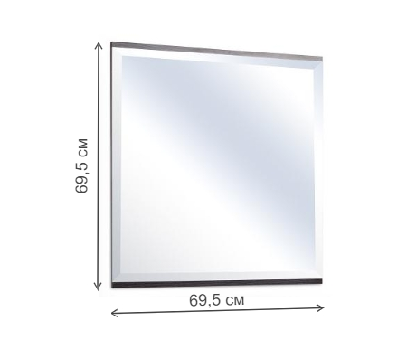 Зеркало Вентал
