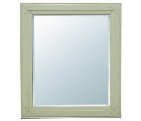 Зеркало Olivia (GA1008)Зеркала<br>Зеркало Olivia (GA1008) выполнено в стиле прованс. <br>Подойдет как для спальни, так и для прихожей или гостиной.<br><br>Ширина: 68 см<br>Глубина: 2 см<br>Высота: 77 см<br>Материал каркаса: массив березы<br>Цвет: оливковый<br>Вес: 4 кг