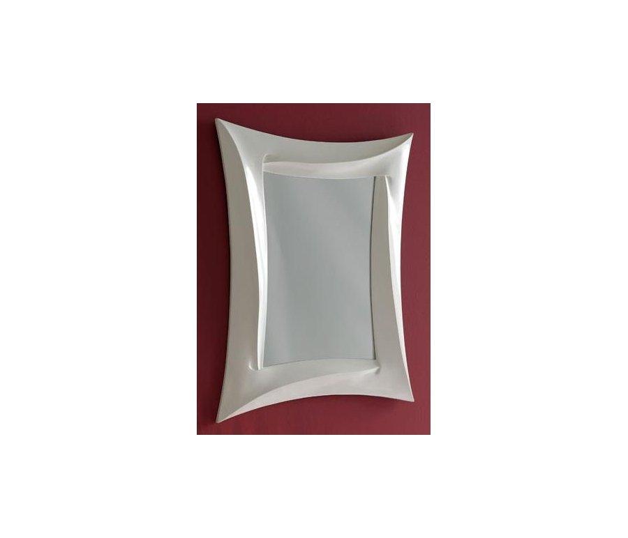 Зеркало PU166 B белое