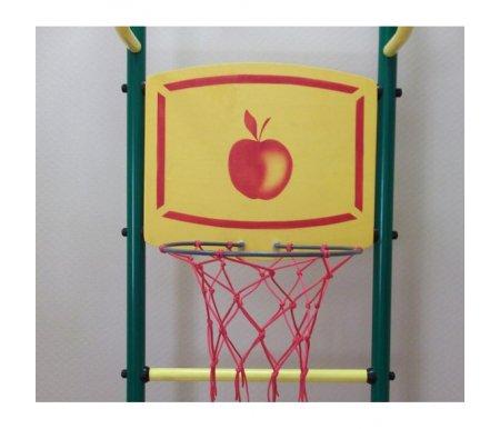 Кольцо баскетбольное ГвенАксессуары<br>Подходит к детским игровыми дачным комплексам.<br> <br>Диаметр кольца 32 см.<br>
