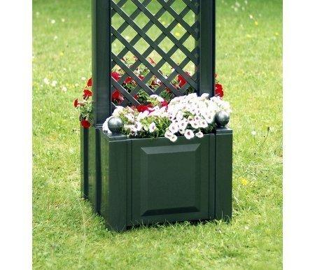 Ящик для растений со шпалерой Lex-s