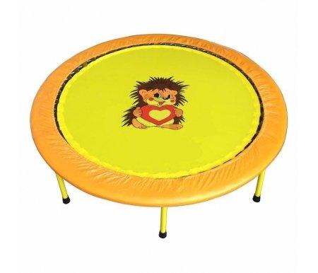 Купить Батут складной Kms-sport, 102 см оранжево-жёлтый