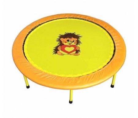 Купить Батут складной Kms-sport, 122 см оранжево-жёлтый
