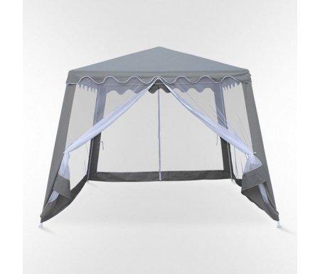 Садовый шатер Афина AFM-1036NB grey