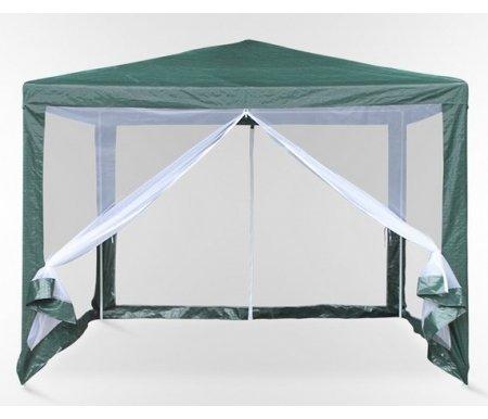 Садовый шатер Афина AFM-1040NA green