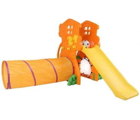 Купить Детская горка Kms-sport, Сказочный домик, пластик