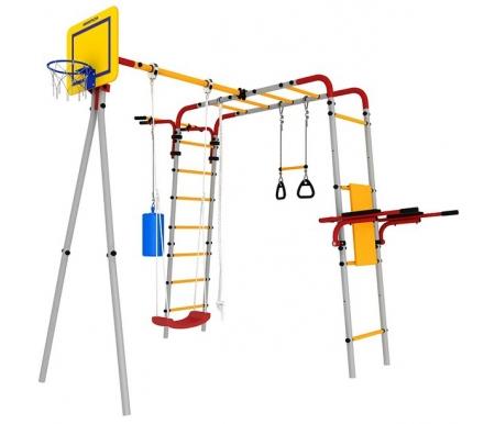 Купить Детский спортивный комплекс Kms-sport, Карусель 3.3.19.09 дачный Fitness
