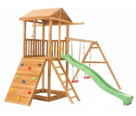 Купить Детская площадка Можга, Активный городок 5 с качелями, Россия