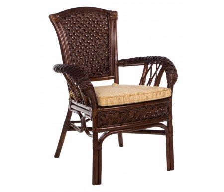 Кресло из обеденного комплекта Andrea античный орех Тетчер