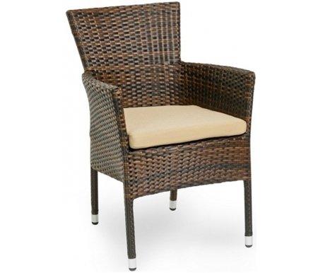 Купить Кресло Joygarden, из ротанга Aroma темно-коричневое, Китай, темно-коричневый