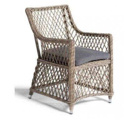 Купить Кресло 4sis, из ротанга Тали / Латте соломенное, Китай, соломенный