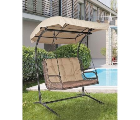 Купить Подвесное кресло ЭкоДизайн, для двоих Twin