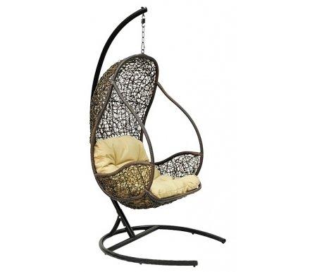 Подвесное кресло FlyhangПодвесные кресла<br>Размер чаши: 76,5 см х 70,5 см х 124 см.<br>
