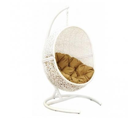 Подвесное кресло Lunar White ЭкоДизайн