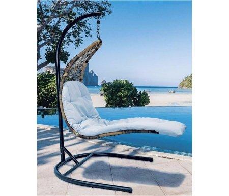 Подвесное кресло-шезлонг ЭкоДизайн