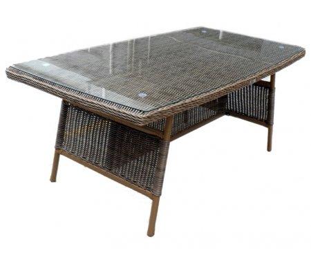 Купить Плетеный Joygarden, стол Opal 150 см, Китай