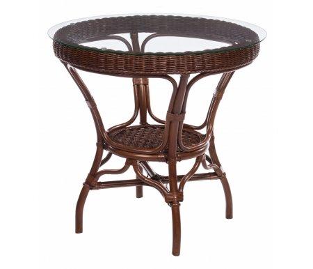 Стол из обеденного комплекта Andrea античный орех Тетчер