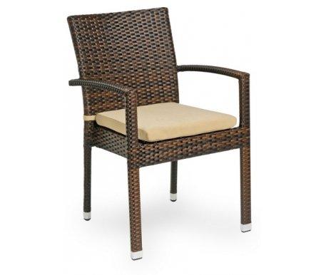 Купить Кресло Joygarden, MILANO темно-коричневое, Китай, темно-коричневый