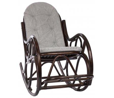 Кресло-качалка Classic с подушкой орехКресла-качалки<br><br>