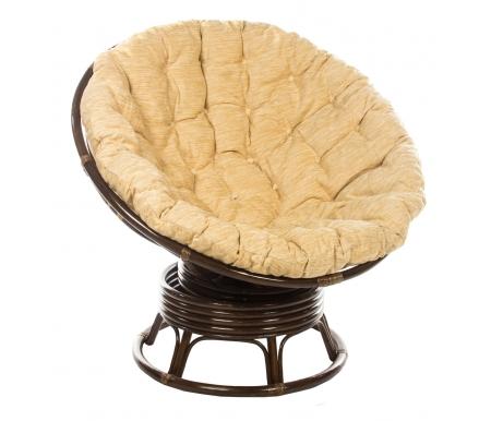 Кресло механическое Papasan  23/01В БКресла-качалки<br>Кресло может крутиться и раскачиваться из стороны в сторону.<br>
