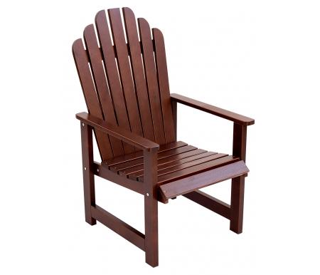 Купить Деревянное кресло Фотон, Американо окрашенное, Россия, темный орех