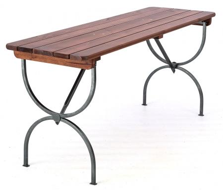 Деревянный стол Фотон, Линц складной, Россия, орех  - Купить